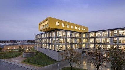 Офіс компанії LEGO в Данії - фото 1