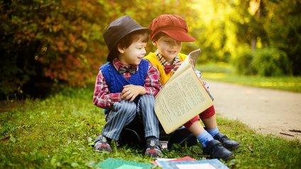Бетмен і кролик – 5 книг для дітей, які варто прочитати під час карантину - фото 1