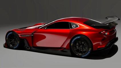 Mazda створила купе для відеогри Gran Turismo - фото 1