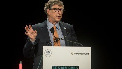 Білл Гейтс наголосив, що людям загрожують мікроби - фото 1