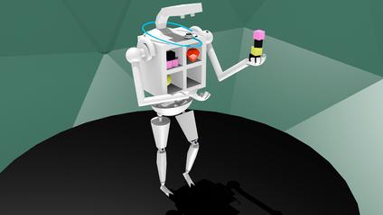 Робот бере аналізи без втручання лікаря - фото 1