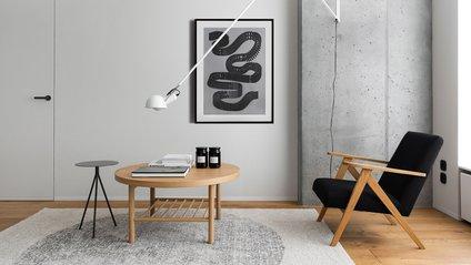 Американський журнал Dezeen розповів про оригінальний дизайн київської квартири - фото 1