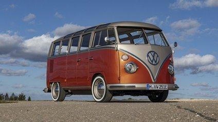 Мікрофургон Volkswagen отримав електричну силову установку - фото 1