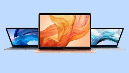 """Новий MacBook Air 2020 отримав клавіатуру """"ножиці"""" - фото 1"""
