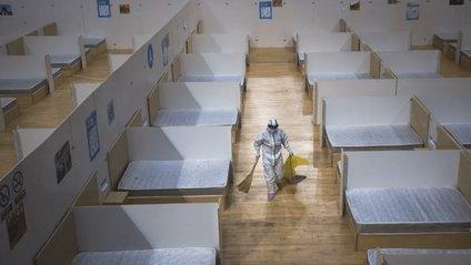 Виставковий центр у Лондоні стане великим госпіталем для хворих на коронавірус - фото 1