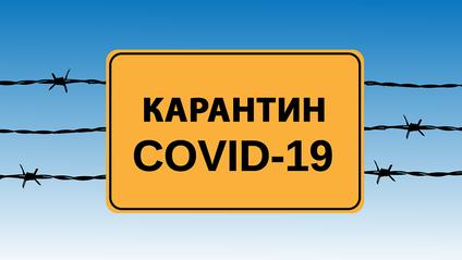 Карантин введений через коронавірус - фото 1