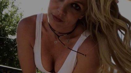 Брітні Спірс занепокоїла фанатів - фото 1