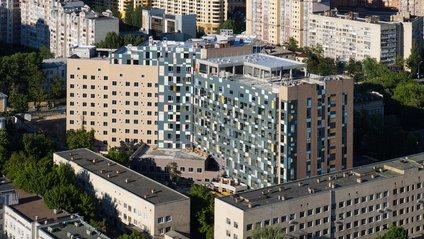 Новий корпус Охматдиту в Києві - фото 1