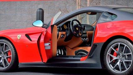Ferrari 599 GTO - фото 1