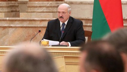 Лукашенко - фото 1
