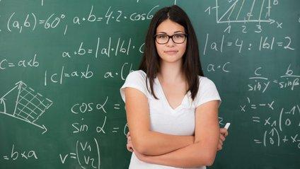 На онлайн-уроці з математики допустили помилку: відеофакт - фото 1