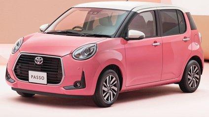 Toyota Passo Moda Charm створена спеціально для жінок - фото 1