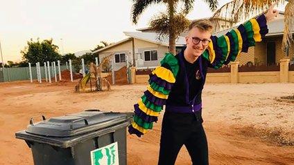 Викидання сміття - фото 1