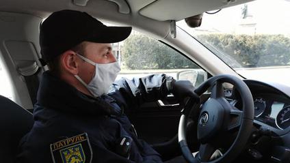 Патрульна поліція Львівської області - фото 1