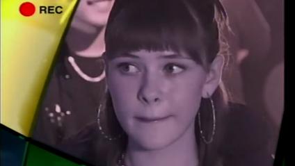 Юлія Саніна в юності - фото 1