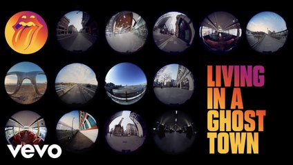 The Rolling Stones – Living In A Ghost Town - фото 1