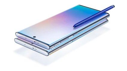 Galaxy Note20+ може отримати перископний модуль - фото 1
