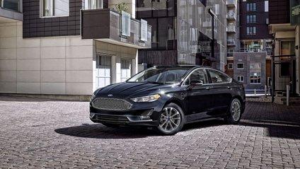 Останній Ford Fusion зійде з конвеєра у червні 2020 року - фото 1