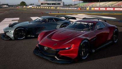 Mazda RX-Vision GT3 Concept - фото 1