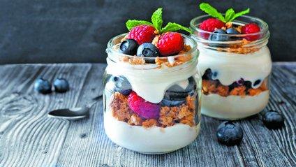 Йогурт - фото 1