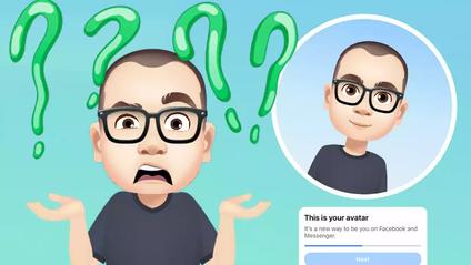 Деякі користувачі Facebook не можуть створити аватар - фото 1