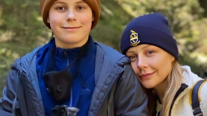 Тіна Кароль показала, як разом з сином підкорила Говерлу: відео - фото 1
