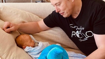 Ілон Маск і Граймс змінили незвичайне ім'я сина для свідоцтва про народження - фото 1