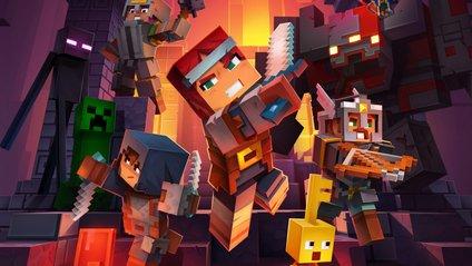 Minecraft Dungeons - фото 1