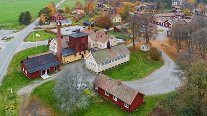 Село Сатра Брунн у Швеції - фото 1