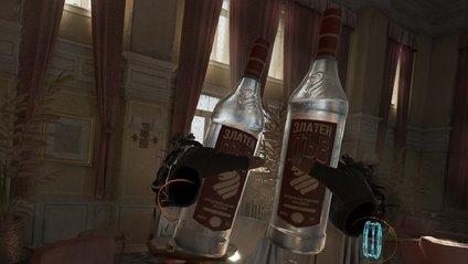 У Half-Life: Alyx зробили випивку ще реалістичнішою: відеофакт - фото 1