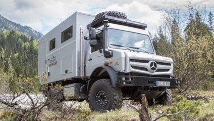 Mercedes Unimog - фото 1