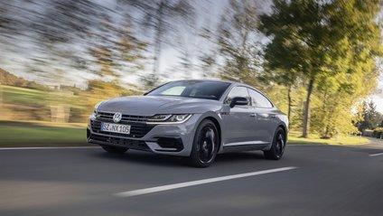 Оновлений Volkswagen Arteon покажуть 24 червня - фото 1