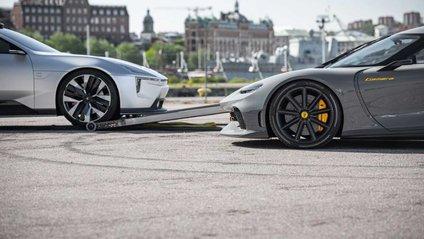 Швецькі автовиробники вирішили об'єднати зусилля - фото 1