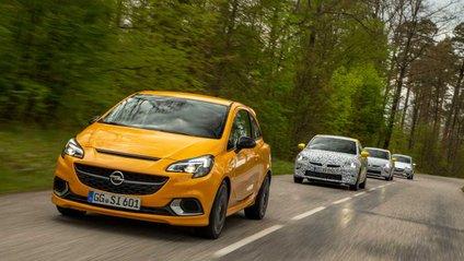 Opel Corsa - фото 1