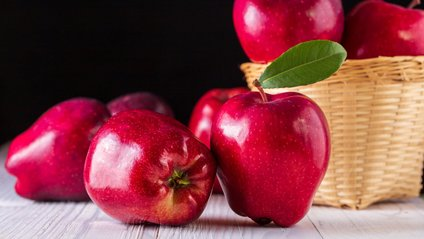 Яблука можуть пригальмувати процеси старіння - фото 1