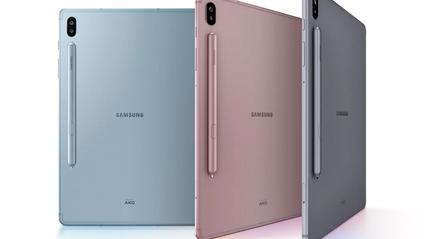Samsung готує до випуску новий Galaxy Tab S7 - фото 1