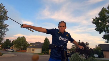 Американець встановив рекорд по розрізанню ківі: відеофакт - фото 1