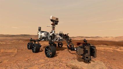 Марсохід NASA - фото 1