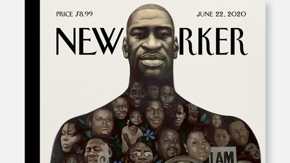 New Yorker присвятив обкладинку останнього номера жертвам насильства у США - фото 1