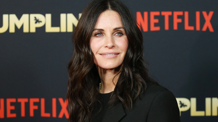 Courteney Cox - фото 1