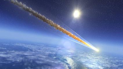 В Австралії яскравий зелений метеорит зняли на відео - фото 1