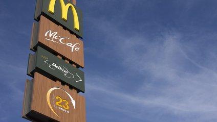 Працівник McDonald's показав, як змінився за рік - фото 1