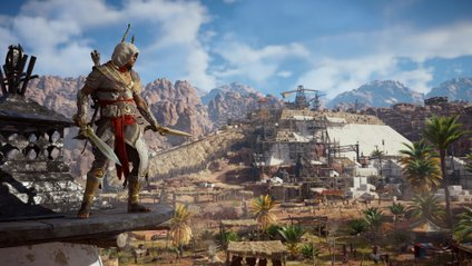 Assassin's Creed Origins роздають безкоштовно - фото 1