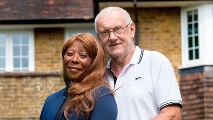 Річард Стенлі і його дружина Джанет - фото 1
