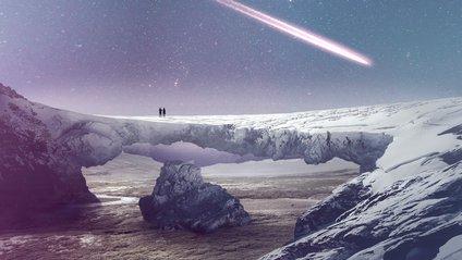 Австралійці зняли метеорит на камеру - фото 1