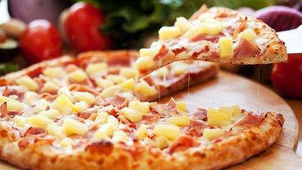 Гавайська піца - фото 1