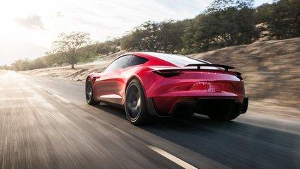 Tesla Roadster 2 - фото 1