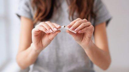 Боротьба з курінням часто пов'язана з набором зайвої ваги - фото 1