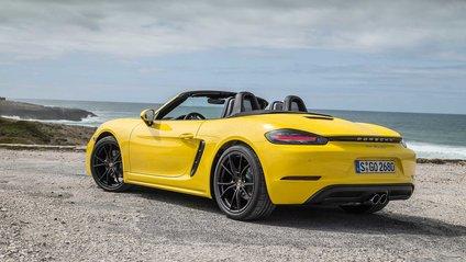 Porsche - фото 1