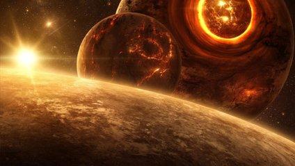Сахід Сонці у космосі - фото 1